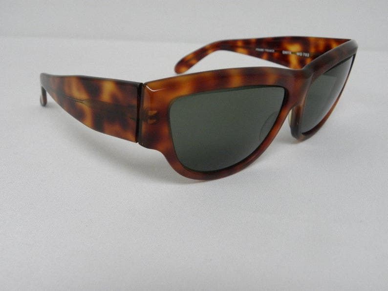 b23629a12a New Vintage B L Ray Ban Onyx Style 2 Medium Tortoise W0793 Cat