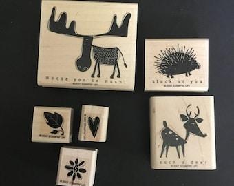 Moose puns | Etsy
