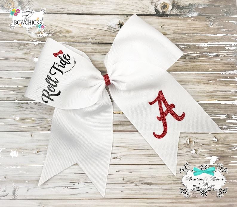 Alabama Cheer Bow  Cheer Bow image 0