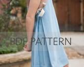 Duchess Dress PDF, dress pattern, girl sewing pattern, dress pdf, girl dress pdf,girl pdf,holiday dress pdf,girl dress pattern,kids pattern