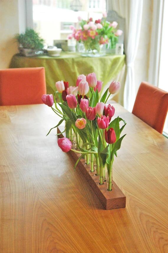 Vase Für Die Hochzeitsfeier Romantische Tischdekoration 1 Etsy