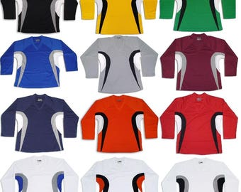 9c476eb31 Customized Hockey Jersey with your Name and Number on the back