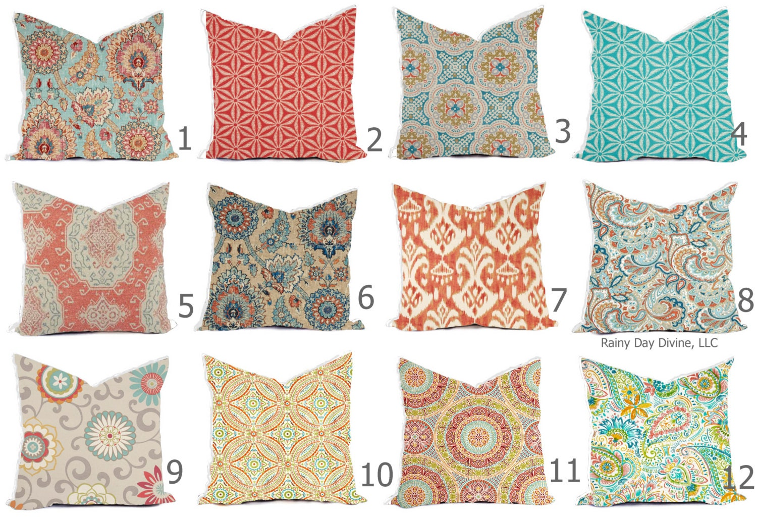 Pillows Covers Outdoor Indoor Pillow Covers Custom 16x16
