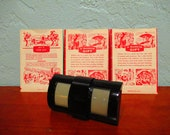 Tru-Vue Stereoscope Card Viewer and Cards 1950s
