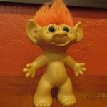 Lucky Troll Doll Collectible