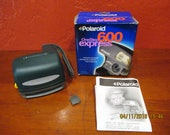 Polaroid 600 One Step Express Instant Camera