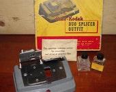 Kodak Duo Splicer Outfit...