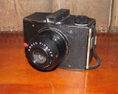 Old Ansco Film Camera
