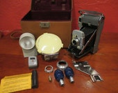 Polaroid Land Camera Kit 1950s