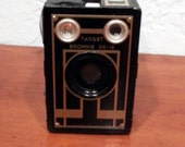 Art Deco Kodak Box Camera...