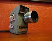 Revere 8mm Movie Camera