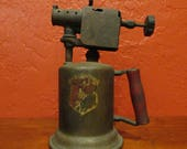 Antique Clayton and Lambert Blow Torch