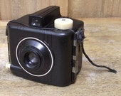 Old Kodak Baby Brownie Fi...