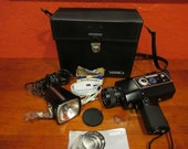 Yashica Super 8 Movie Cam...