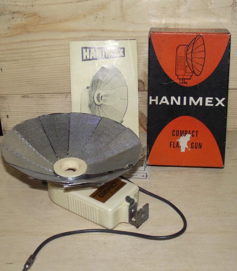 Vintage Hanimex Compact Flash Gun image 0