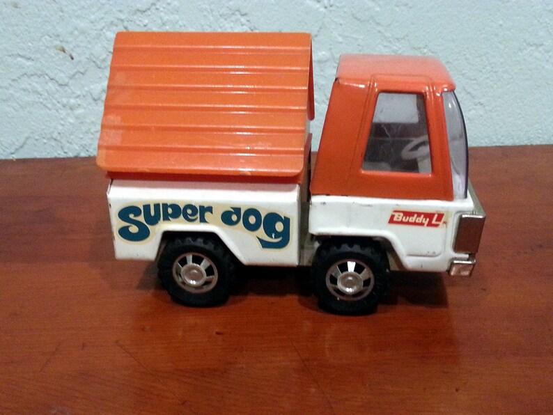 Buddy L Super Dog Truck image 0