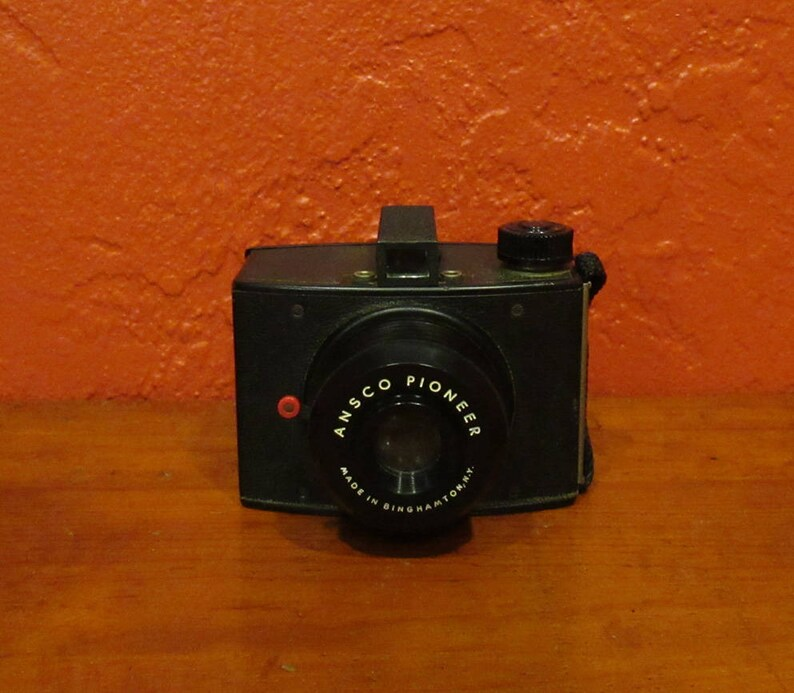 ANSCO Pioneer Vintage Film Camera image 0