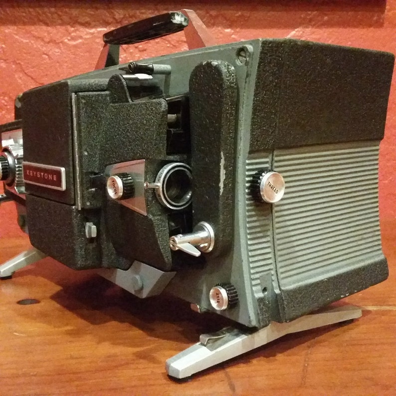 Keystone 8mm Film Projector
