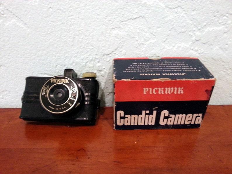 Pickwik Candid Camera image 0