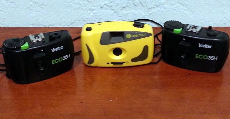 Retro 35mm Film Cameras image 0
