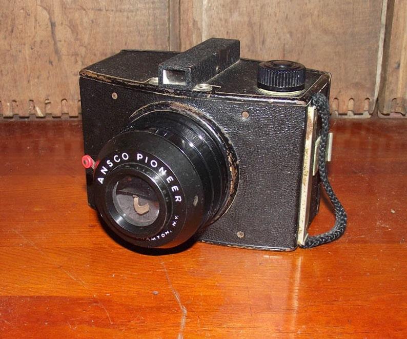 Old Ansco Film Camera image 0