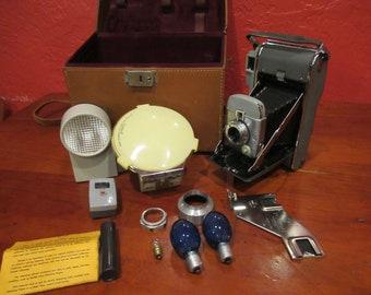 Polaroid Land Camera Kit 1950s