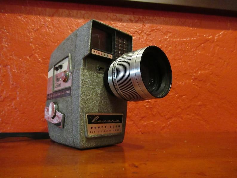 Revere 8mm Movie Camera image 0