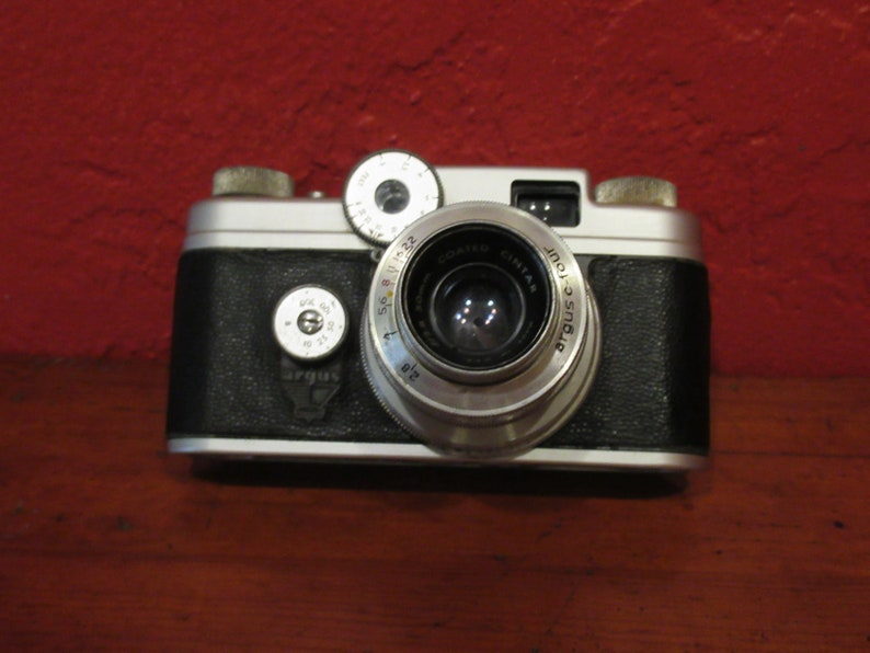Argus C Four Film Camera image 0