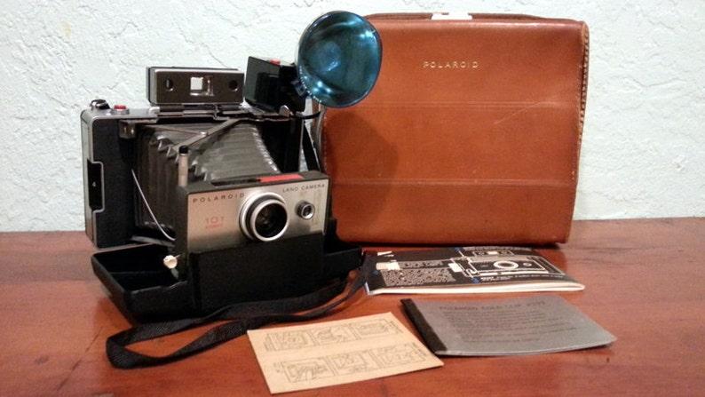 Polaroid Land Camera Kit image 0