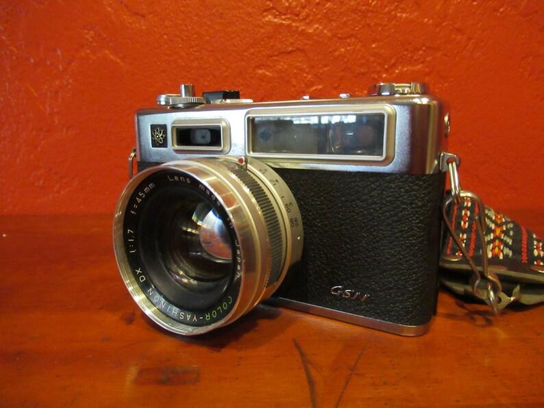 Yashica Electro 35 Film Camera image 0
