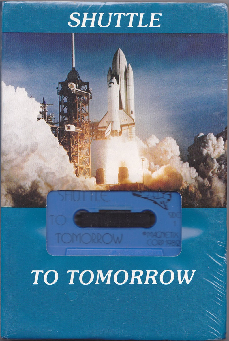 Shuttle to Tomorrow Cassette 1989 image 0