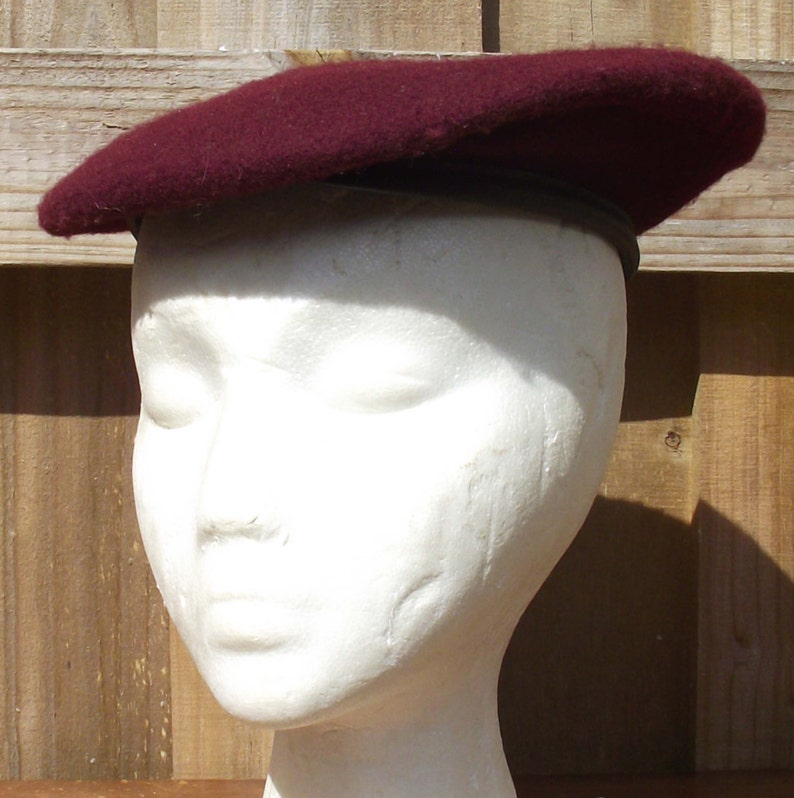 Wool Beret Collectible image 0