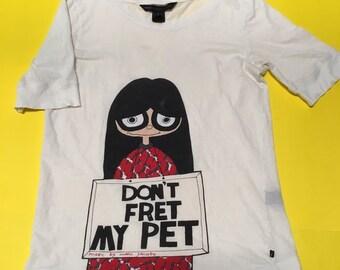 eb14bd5333f1 Marc jacobs shirt   Etsy