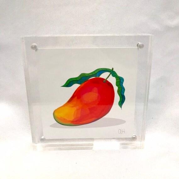 Acrylic Fruit Prints