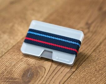Minimalist wallet, credit card wallet, plexi wallet, slim wallet, minimalist wallet, thin wallet, N wallet, Elephant Wallet