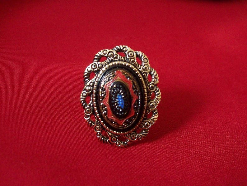 SARAH COVENTRY  Old Vienna series 1975 adjustable ring image 0