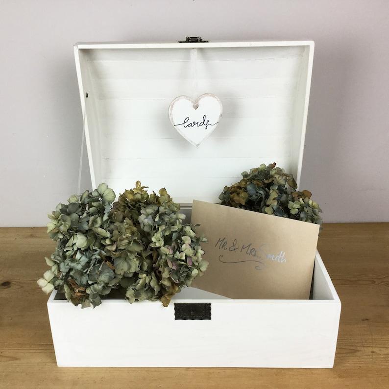 Wedding Card Box / Wedding Display Trunk / Party Card Box / image 0