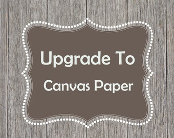 Upgrade to Canvas Paper