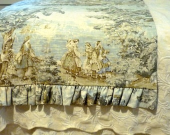 End of the bed Coverlet