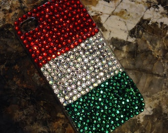 Italian iPhone iPod case made to order