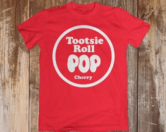 Tootsie Roll Pop Cherry Candy- DIGITAL DOWNLOAD