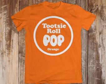 Tootsie Roll Pop Orange Candy- DIGITAL DOWNLOAD
