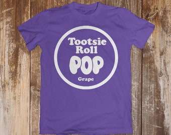 Tootsie Roll Pop Grape Candy- DIGITAL DOWNLOAD