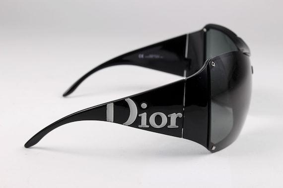 CHRISTIAN DIOR Vintage 2000's Sunglasses Overshin… - image 3