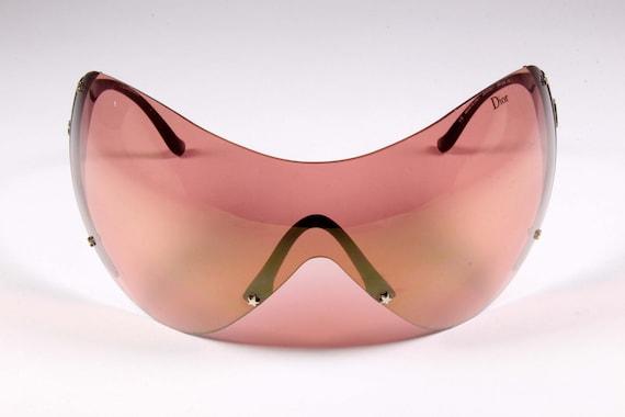 CHRISTIAN DIOR Vintage 2000's Ski Sunglasses - image 1