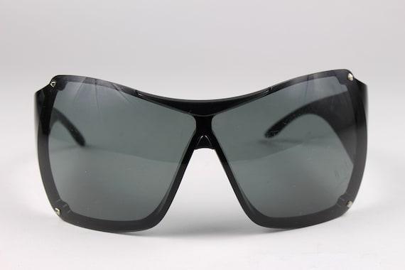 CHRISTIAN DIOR Vintage 2000's Sunglasses Overshin… - image 2