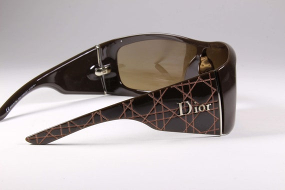 CHRISTIAN DIOR Vintage 2000's Sunglasses DIOR Can… - image 3