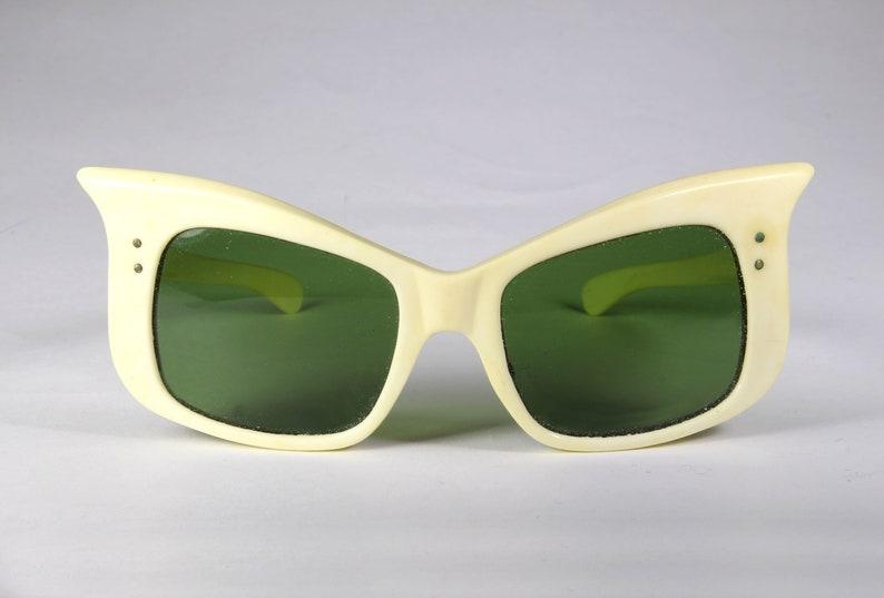 954d484aec Color Gafas Sol De MarfilEtsy Saphira Vintage BxWedorC
