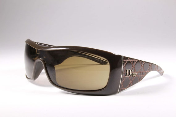 CHRISTIAN DIOR Vintage 2000's Sunglasses DIOR Can… - image 4