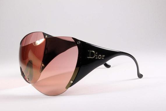 CHRISTIAN DIOR Vintage 2000's Ski Sunglasses - image 4